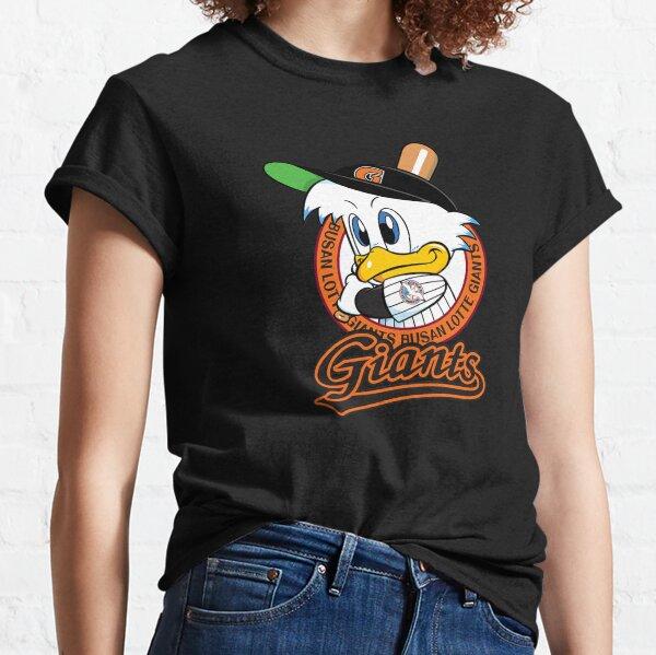 Lotte Giants Busan KBO Logo Mascot Classic T-Shirt