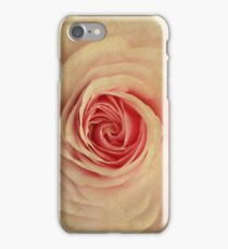 Parchment Rose iPhone Case/Skin