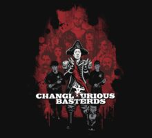 Changlourious Basterds (Dark Shirt)