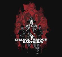 Changlourious Basterds (Dark Shirt)