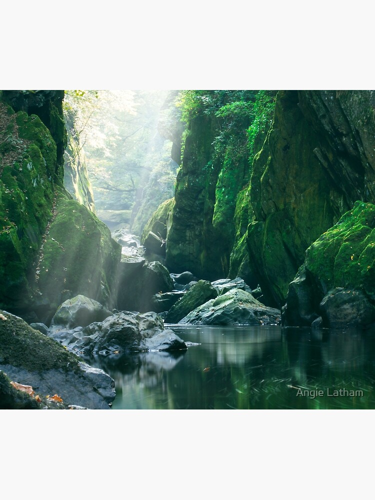 The Fairy Glen 3 by AngelaBarnett
