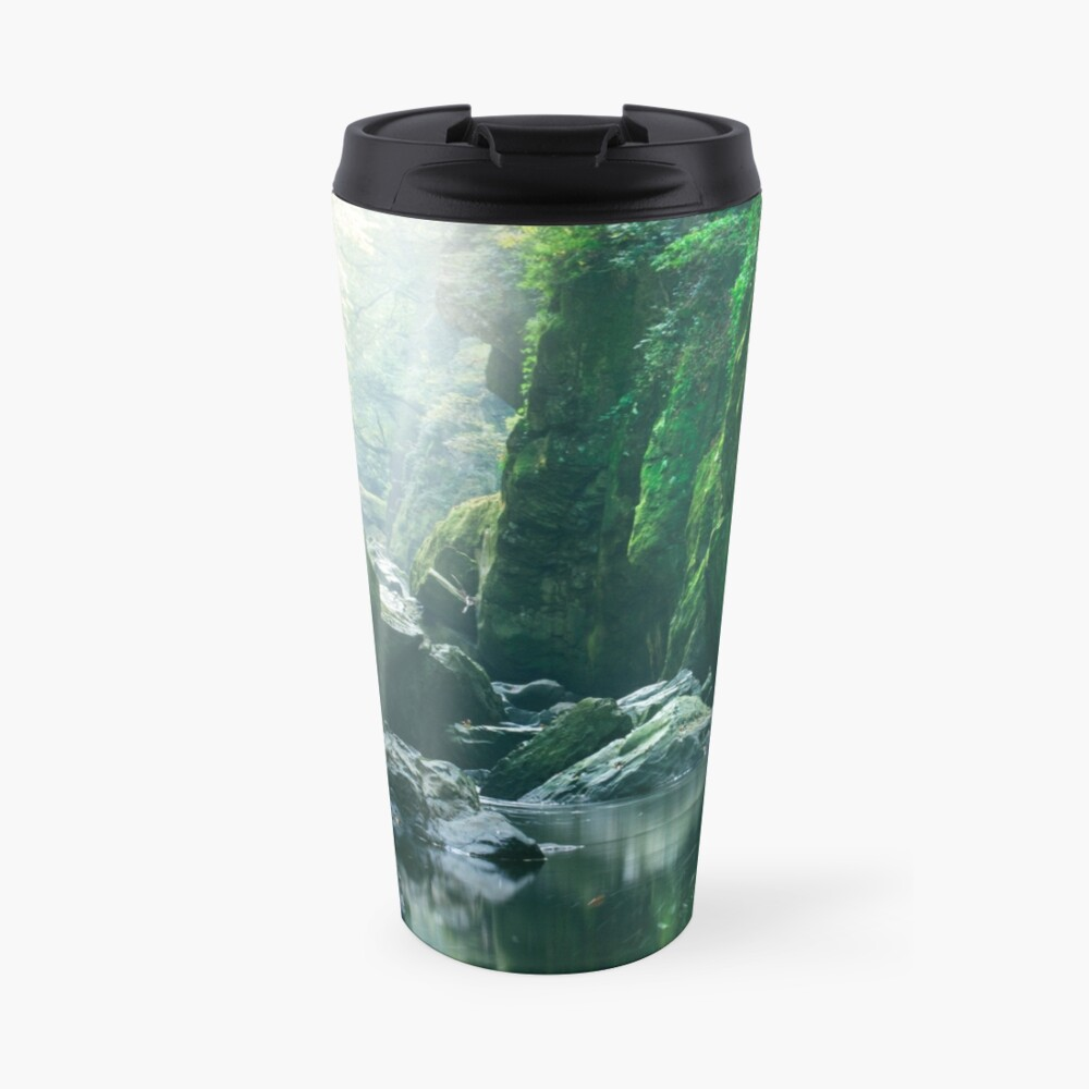 The Fairy Glen 3 Travel Mug