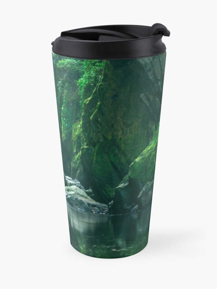 Alternate view of The Fairy Glen 3 Travel Mug