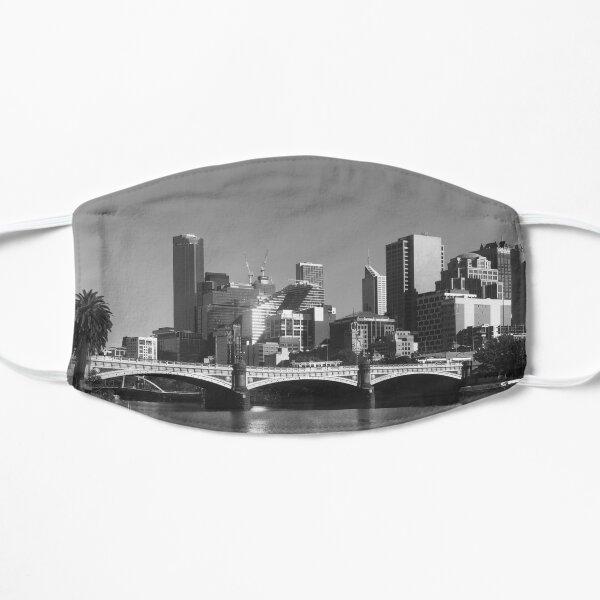 Princes Bridge - BW Flat Mask