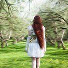 Entering Wonderland by leapdaybride