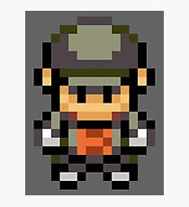 Rocket Grunt Overworld Sprite Photographic Print