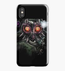 Legend of Zelda Majora's Mask Dark Link iPhone Case