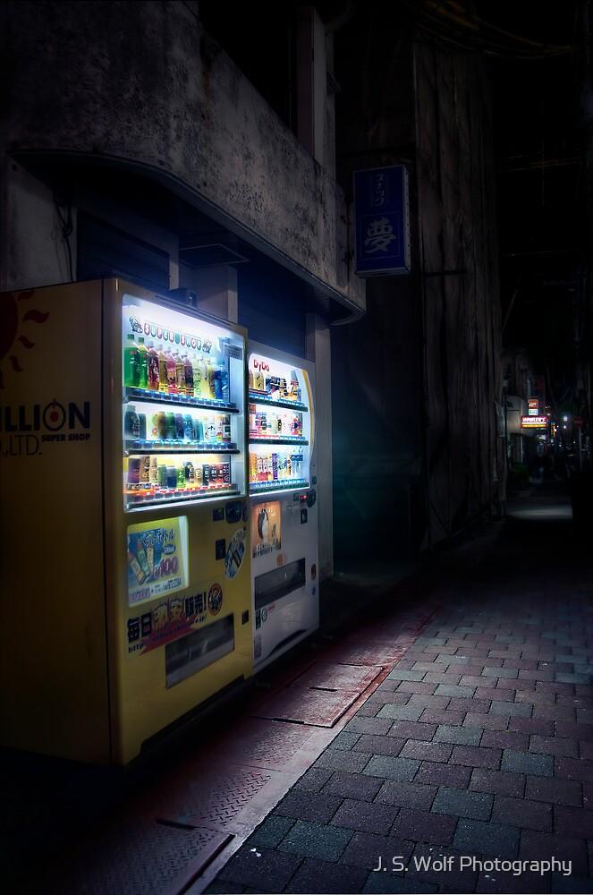 Drinks in Japan by jswolfphoto