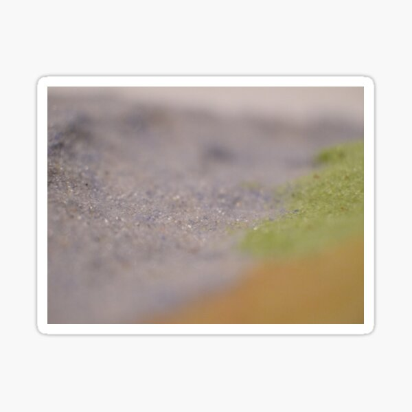 Sandscape #3 Sticker