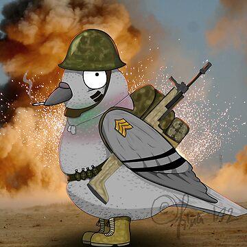 Warbird - literal take. by pidzson