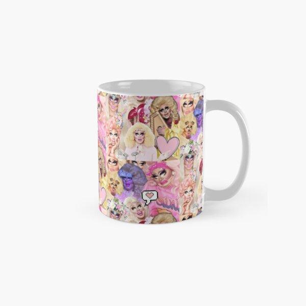 Trixie Mattel collage Classic Mug