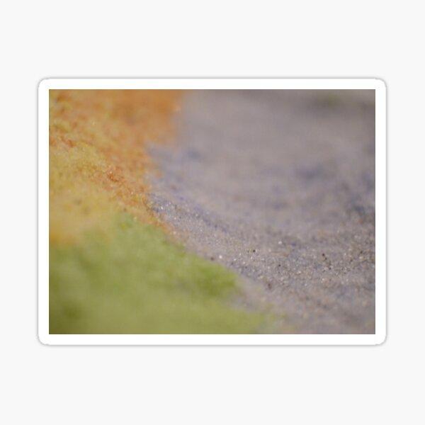 Sandscape #8 Sticker