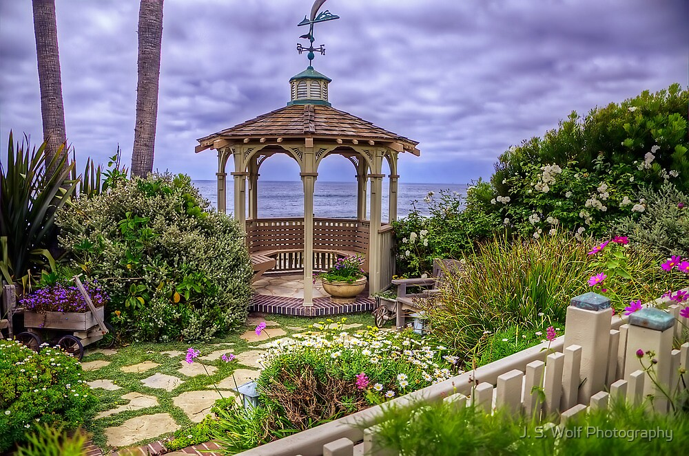 Sea Garden by jswolfphoto
