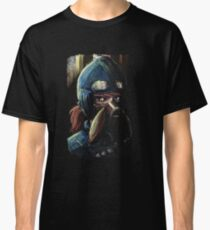Nausicaa Tal des Windes Anime Tra Digital Painting Classic T-Shirt