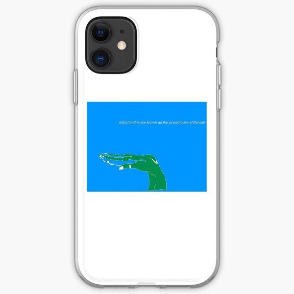Mitochondria  iPhone Soft Case