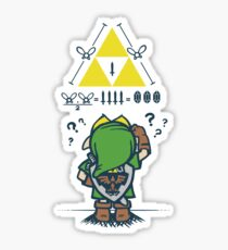 A Link to the Math Sticker