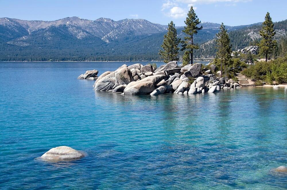 Lake Tahoe ~ Sand Harbor by TeresaB