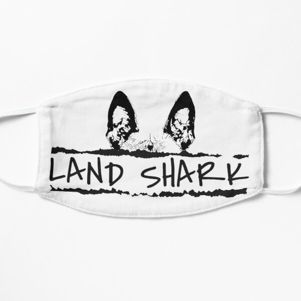 Land shark Mask