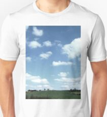Blue sky at night T-Shirt