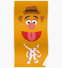 Fozzie Bear Poster