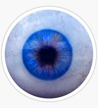 Awesome  Eye - Cool effect Sticker