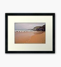 Kerry Shoreline  Framed Print