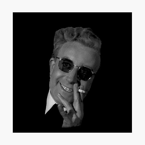 Dr Strangelove Photographic Print