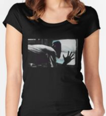 VideoDrome - Test Women's Fitted Scoop T-Shirt