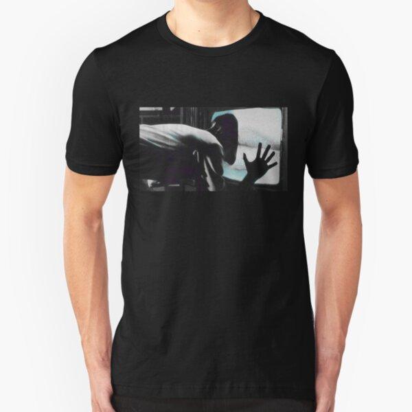 VideoDrome - Test Slim Fit T-Shirt
