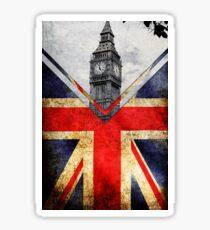 Flags - UK Sticker