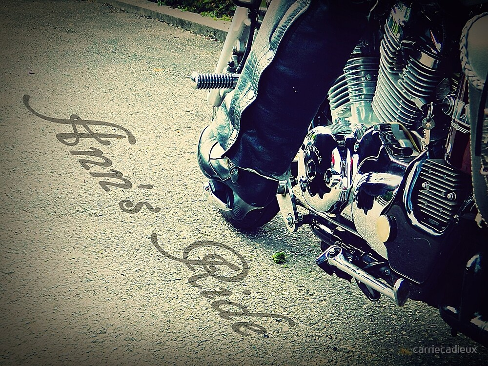 Ann's Ride   by carriecadieux