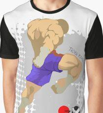 Tiger knee Graphic T-Shirt