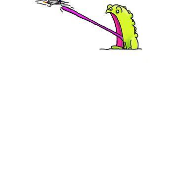Le Frog by wilosborne