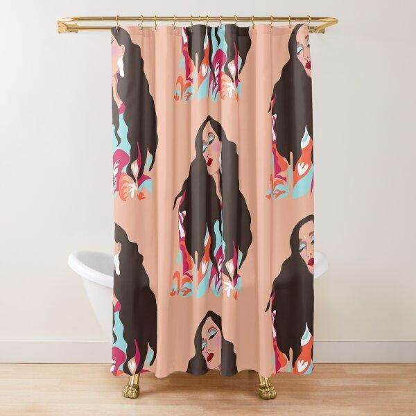Raveena Aurora Shower Curtain