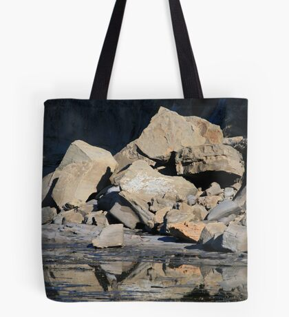 Earth and Water Tote Bag