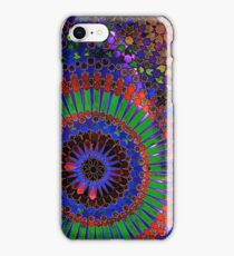 Mosaic Maze iPhone Case/Skin