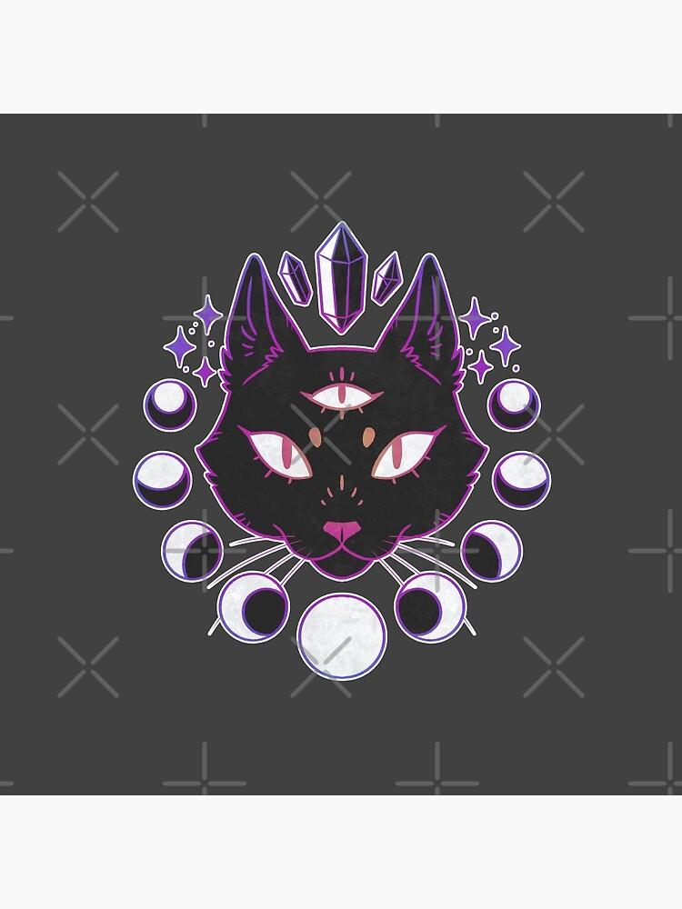 Lunar Cat by kattvalk
