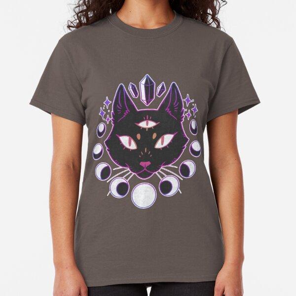 Lunar Cat Classic T-Shirt