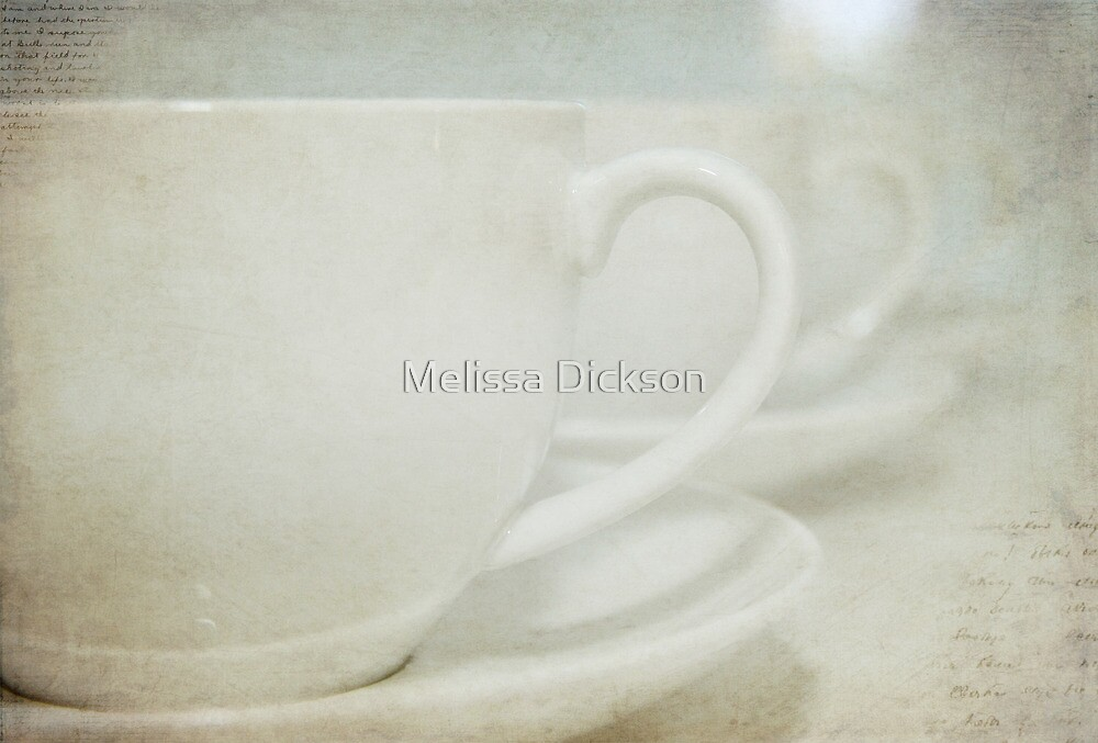 Coffee Collection 19 by Melissa Dickson
