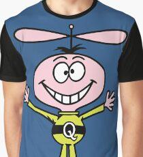 Quisp Graphic T-Shirt