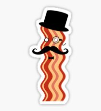 Sir Baconton Sticker