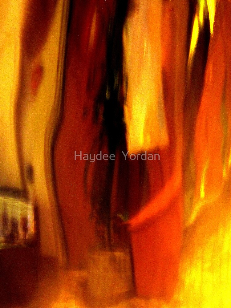 Entrance to passion by Haydee  Yordan