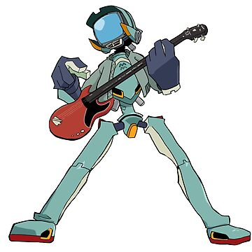 FLCL Music Band de NeverGiveUp