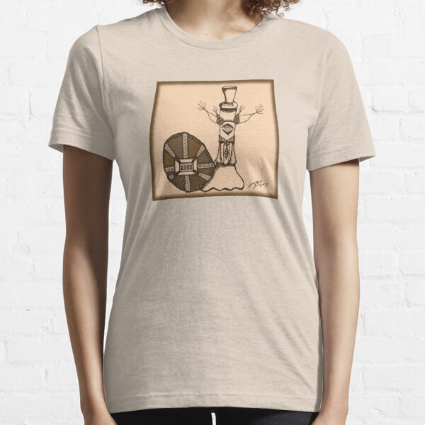 Frederick in Sepia Essential T-Shirt