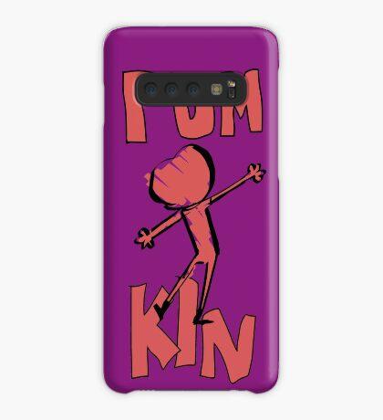 PUM KIN Case/Skin for Samsung Galaxy