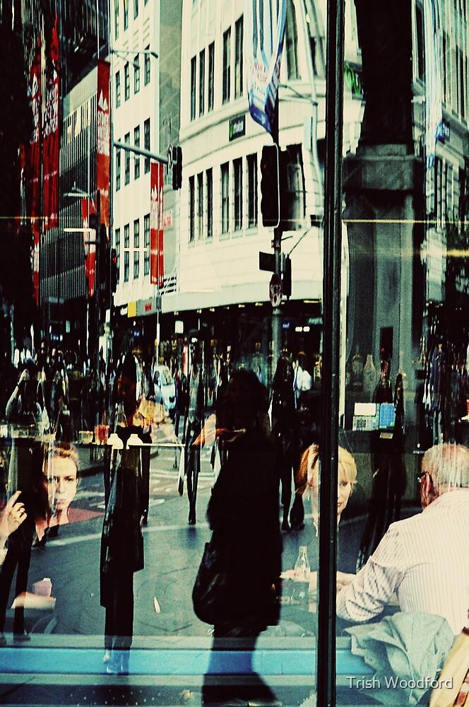 Urban Echoes.... by Trish Woodford