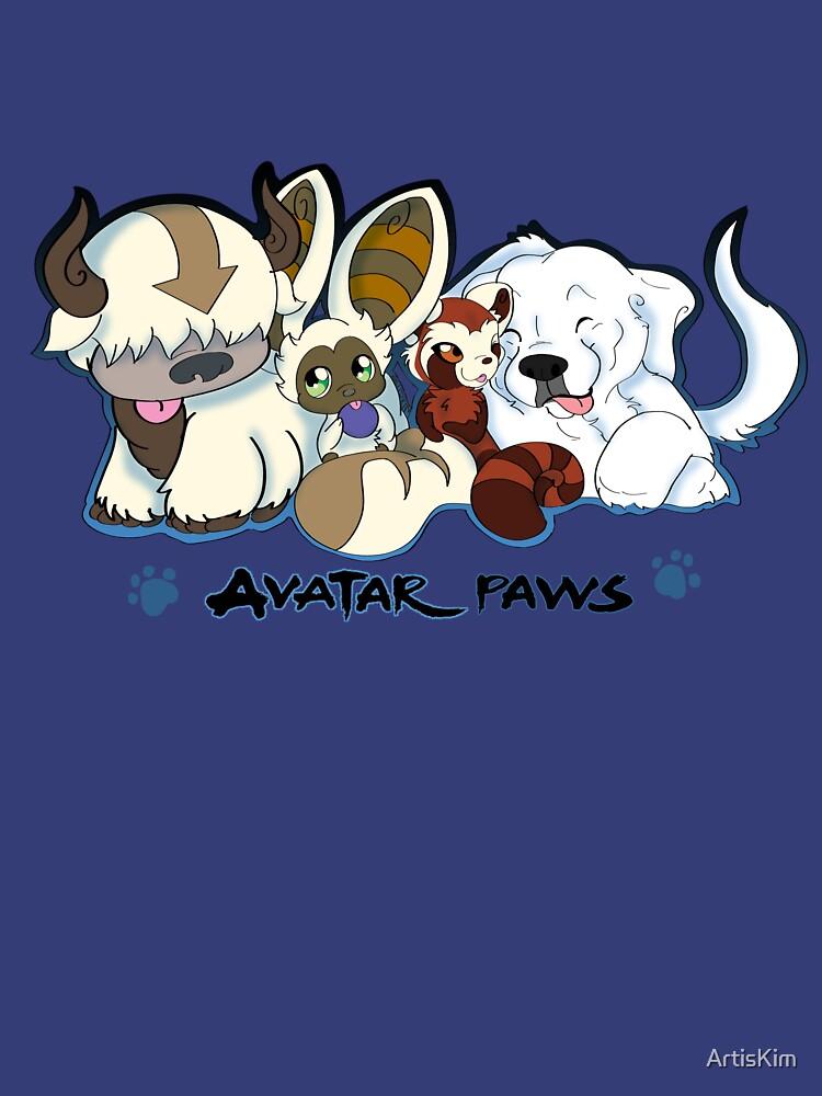 Avatar Paws | Women's T-Shirt