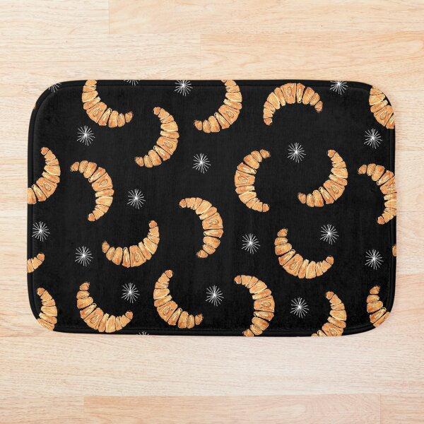 Croissant Moon Bath Mat