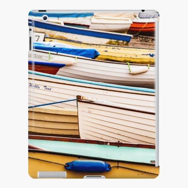 Boats iPad Snap Case