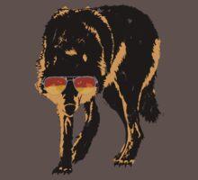 A Shady Wolf | Unisex T-Shirt